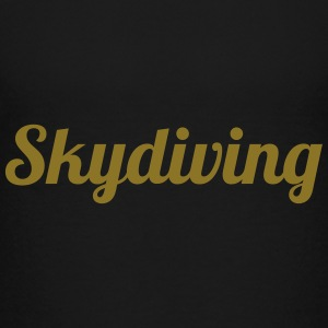 Skydiving T-shirts - Teenager premium T-shirt