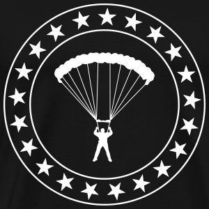Skydiving Tee shirts - T-shirt Premium Homme