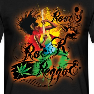 roots rock reggae Tee shirts - T-shirt Homme