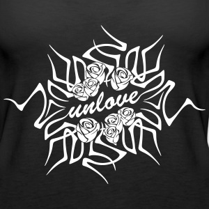 unlove fx Tops - Women's Premium Tank Top