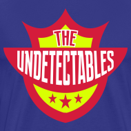 Ontwerp ~ The Undetectables t-shirt