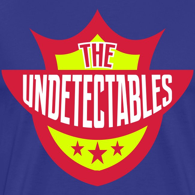 The Undetectables t-shirt