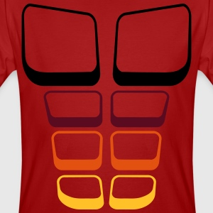 hero quad pack lower part 2 Color Vector T-Shirts - Men's Organic T-shirt