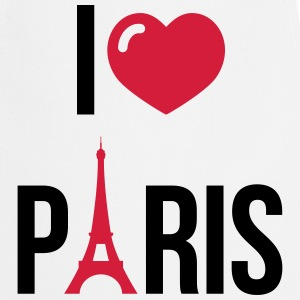 I love Paris  Aprons - Cooking Apron