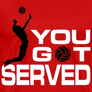 You got served Tee shirts - T-shirt Premium Homme