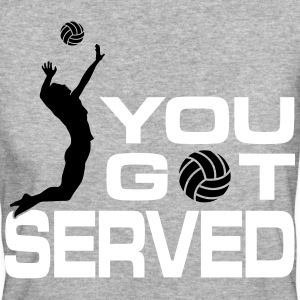 You got served T-Shirts - Women's Organic T-shirt