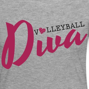 Volleyball Diva Long Sleeve Shirts - Women's Premium Longsleeve Shirt