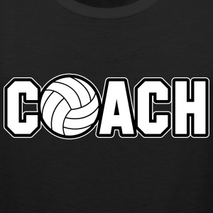 Volleyball Coach Tank Tops - Männer Premium Tank Top