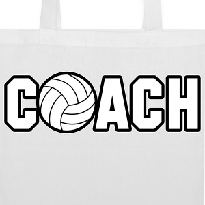Volleyball Coach Bags & Backpacks - Tote Bag