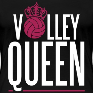Volleyball Queen Tee shirts - T-shirt Premium Femme