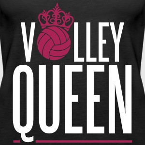 Volleyball Queen Top - Canotta premium da donna