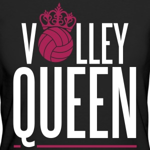 Volleyball Queen Camisetas - Camiseta ecológica mujer