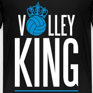 Volleyball King Camisetas - Camiseta premium niño
