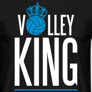 Volleyball King Tee shirts - T-shirt Homme