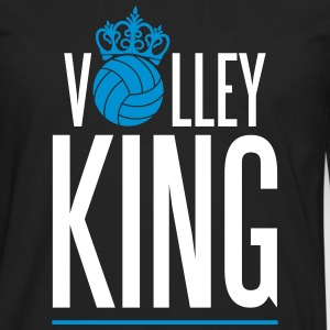 Volleyball King Manches longues - T-shirt manches longues Premium Homme