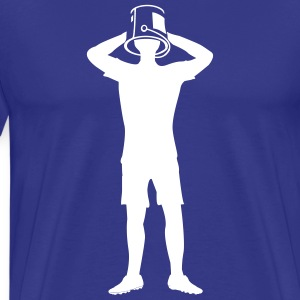 ice bucket challenge T-Shirts - Men's Premium T-Shirt