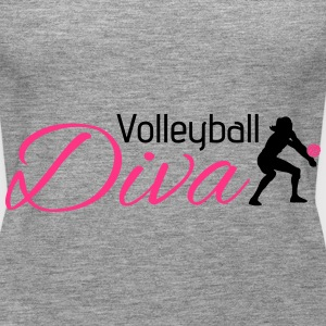 Volleyball Diva Toppe - Dame Premium tanktop