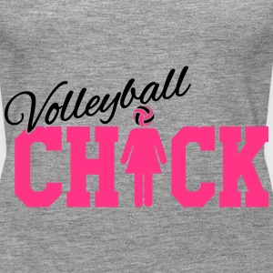 Volleyball Chick Tops - Frauen Premium Tank Top