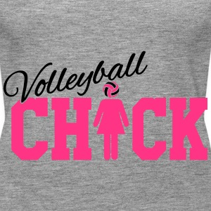 Volleyball Chick Tops - Vrouwen Premium tank top