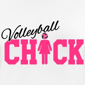 Volleyball Chick Ropa deportiva - Camiseta mujer transpirable