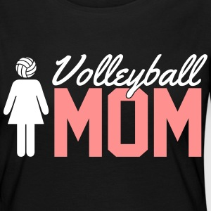 Volleyball Mom Manches longues - T-shirt manches longues Premium Femme