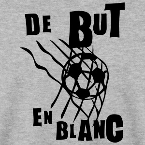 de but en blanc ballon expression fillet Sweat-shirts - Sweat-shirt Homme