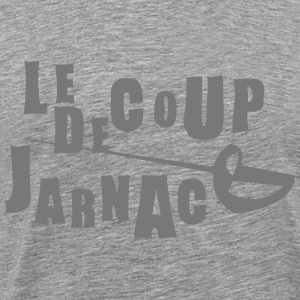 le coup de jarnac epee expression Tee shirts - T-shirt Premium Homme