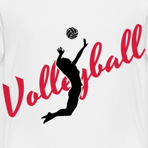 Volleyball T-Shirts - Kinder Premium T-Shirt