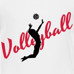 Volleyball Shirts - Teenage Premium T-Shirt
