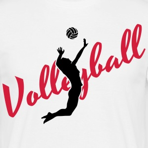 Volleyball Tee shirts - T-shirt Homme