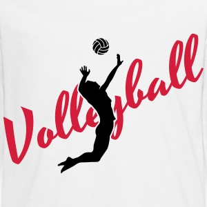 Volleyball Manches longues - T-shirt manches longues Premium Ado