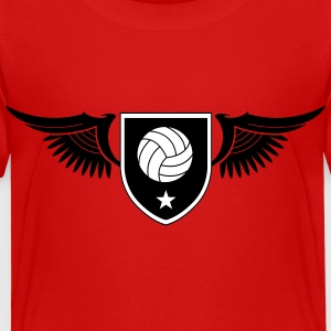 Volleyball Design T-shirts - Premium-T-shirt barn