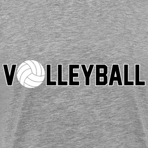 Volleyball Tee shirts - T-shirt Premium Homme