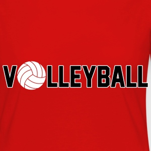 Volleyball Long Sleeve Shirts - Women's Premium Longsleeve Shirt