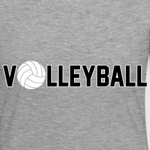 Volleyball Manches longues - T-shirt manches longues Premium Femme