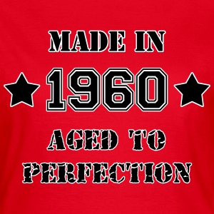 1960- Aged to perfection T-Shirts - Frauen T-Shirt