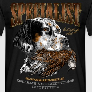 setter and woodcock 14 T-Shirts - Men's T-Shirt