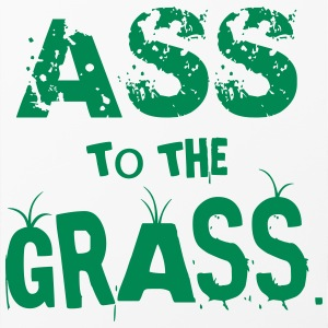 Ass to the Grass Phone & Tablet Cases - iPhone 4/4s Hard Case