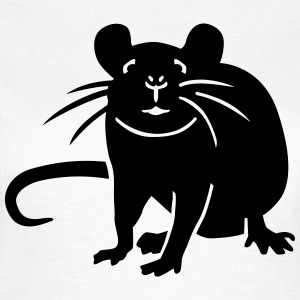Ratte T-Shirts - Frauen T-Shirt