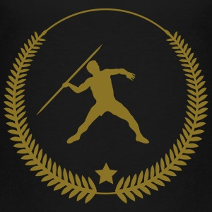 Javelin / Javelot / Speerwurf Shirts - Teenage Premium T-Shirt