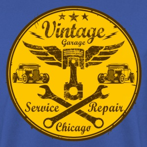 vintage repair service 03 Sweat-shirts - Sweat-shirt Homme