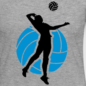 Volleyball Design Long Sleeve Shirts - Women's Premium Longsleeve Shirt