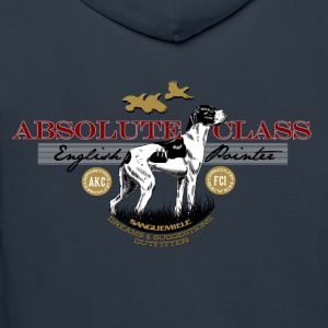 pointer absolute class Hoodies & Sweatshirts - Men's Premium Hoodie
