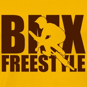 BMX Freestyle T-Shirts - Men's Premium T-Shirt