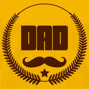 Dad T-shirts - Herre premium T-shirt