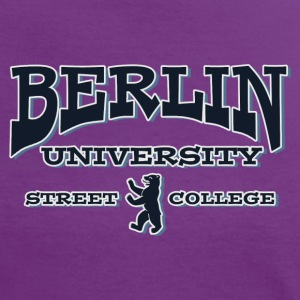 BERLIN UNIVERSITY STREET COLLEGE T-Shirts - Frauen Kontrast-T-Shirt