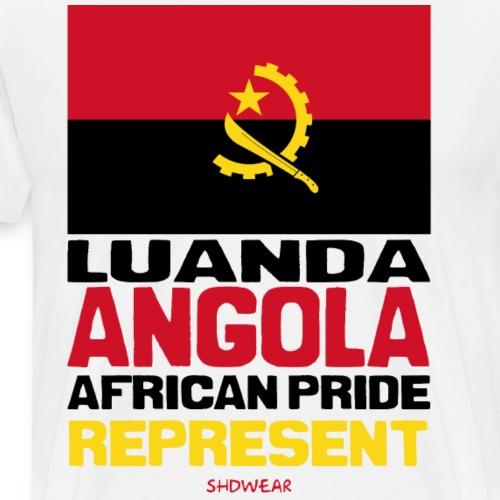 Angola Represent
