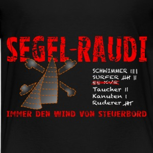SegelRaudi T-Shirts - Teenager Premium T-Shirt