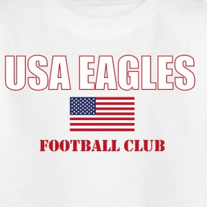 USA Eagles T-Shirts - Kinder T-Shirt