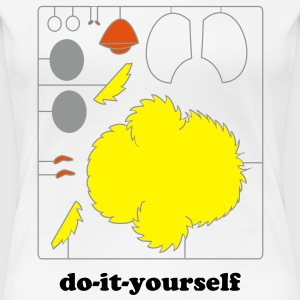 do-it-yourself - Frauen Premium T-Shirt